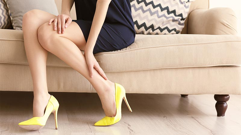 The Crossdresser's Secrets to Fitting Shoes