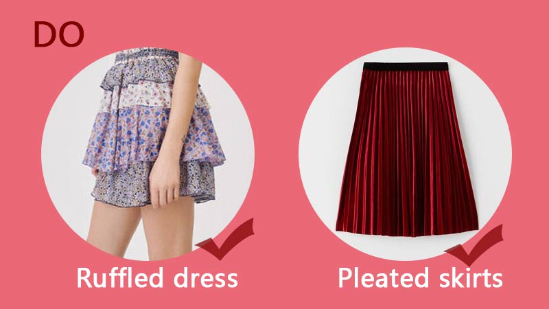 How Can a Crossdresser Deal With an Inverted Triangle Silhouette?