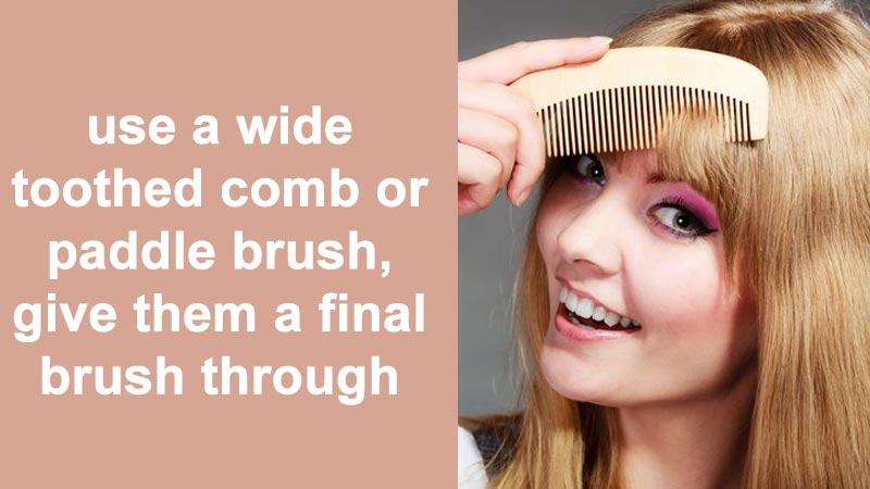 Crossdressing Tips to Getting the Best Bangs at Home