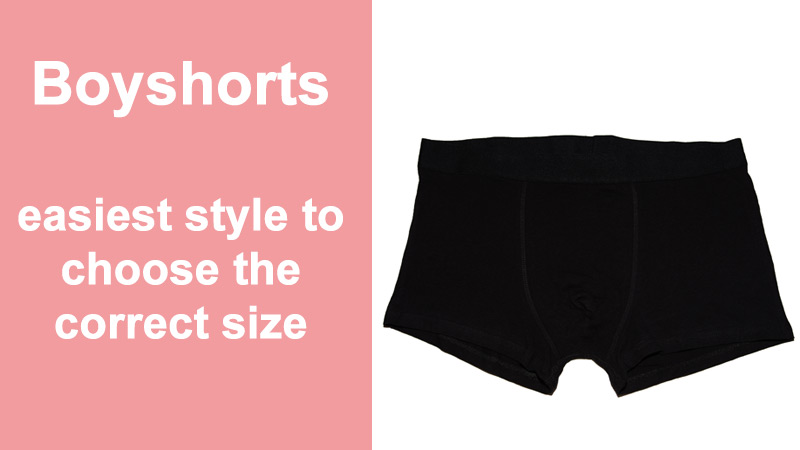Panties: How to Buy the Perfect Size and Style for Crossdressers