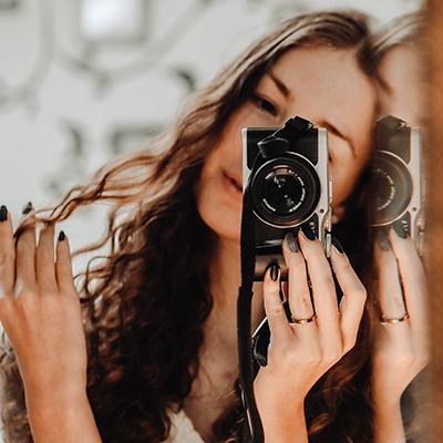 Top 9 secrets for taking a good selfie (mtf crossdressing/ transgender tips)