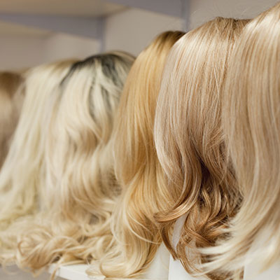 How to pick a flattering wig for your face shape?