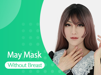 Female mask - May