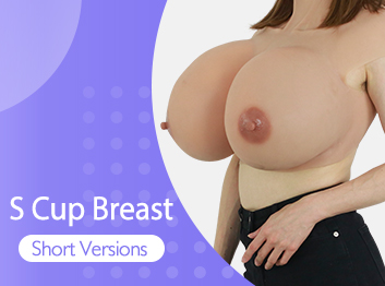 Giant S cup breast