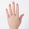 Pink nails  + $10.00