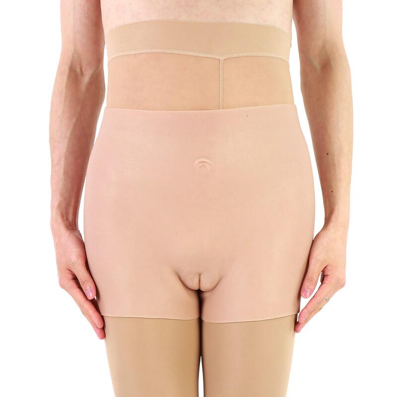 Silicone Hip Enhancing Pant