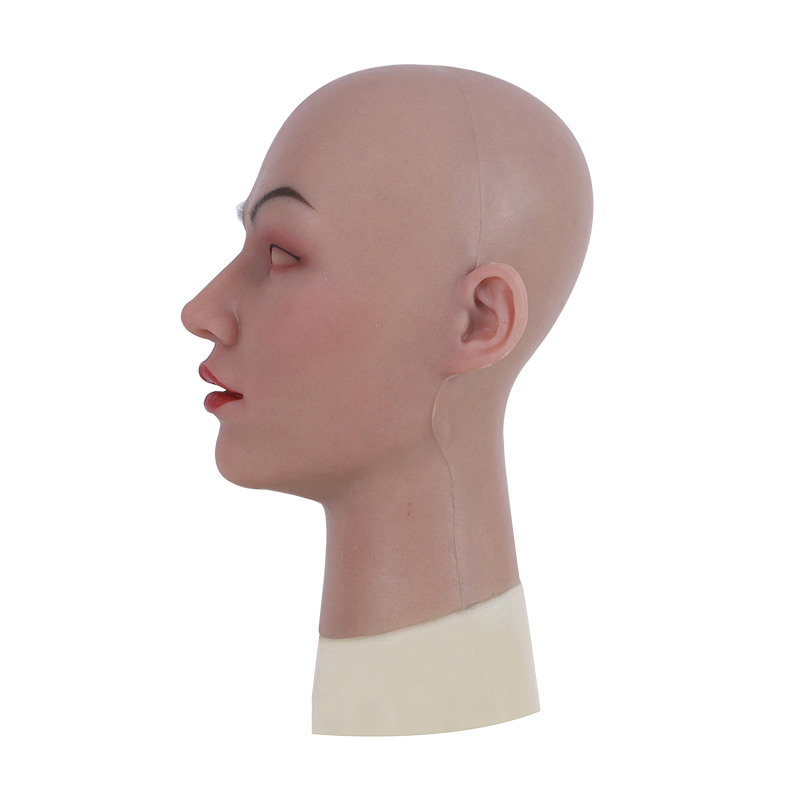 May Realistic Silicone Mask