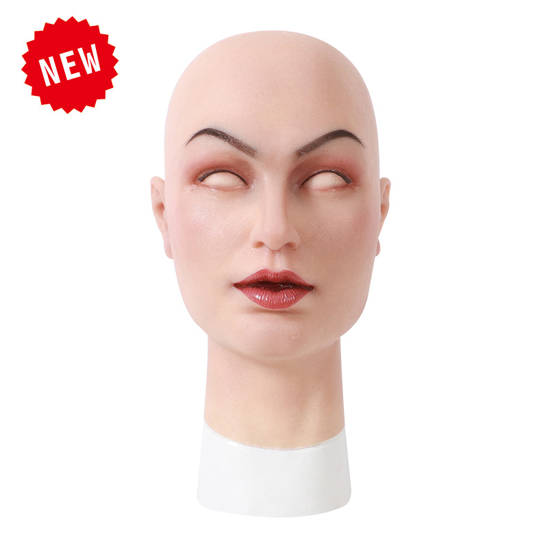 Betty Realistic Silicone Mask