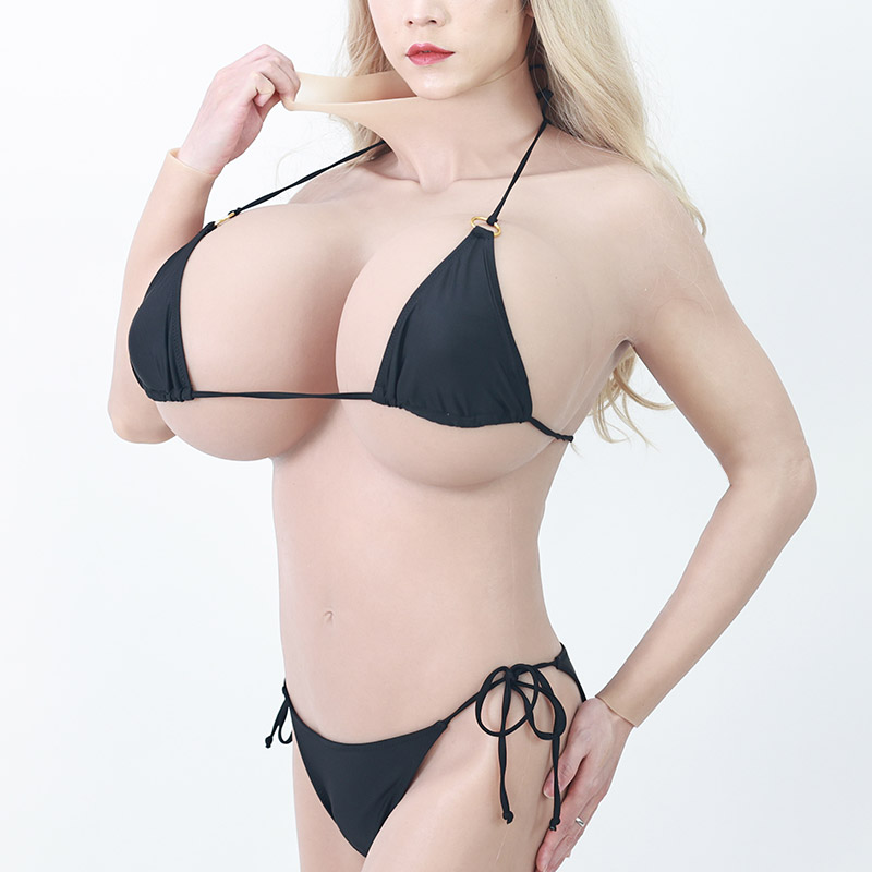 Pre-order S cup bodysuit with arms and anal hole