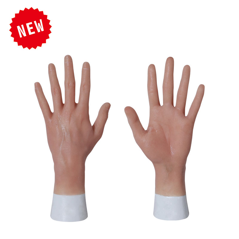 Unisex Short Silicone Gloves