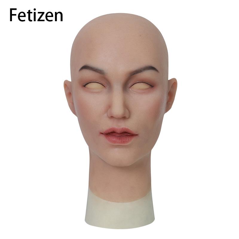 Fetizen Ann Realistic Silicone Mask