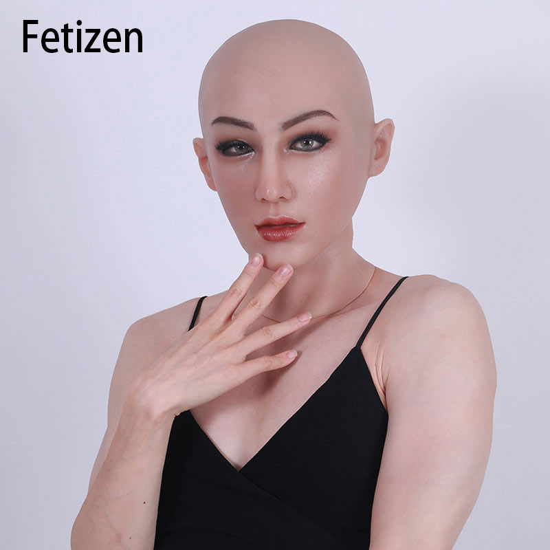 Fetizen May Realistic Silicone Mask