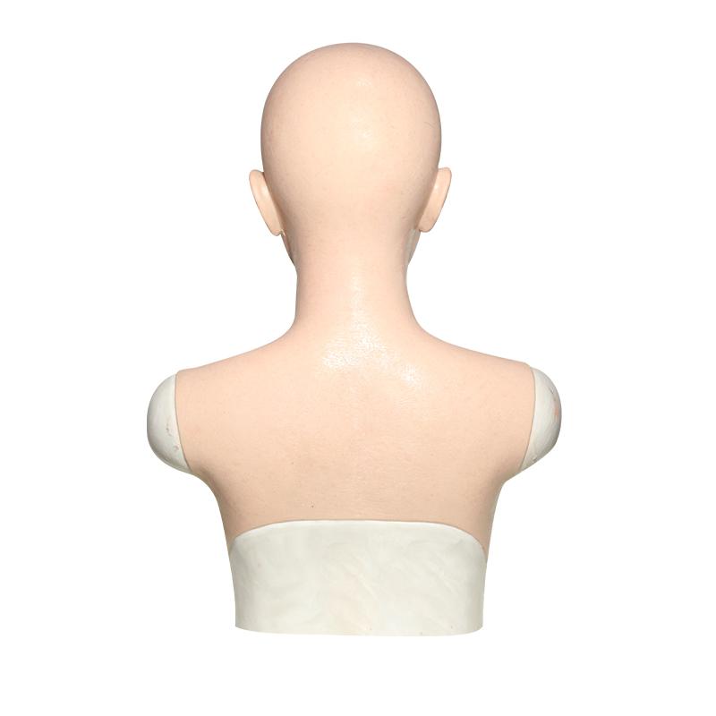 Female mask with torso-Angela