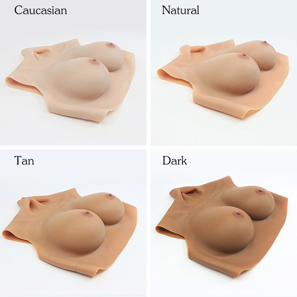 Silicone G cup breast - large size