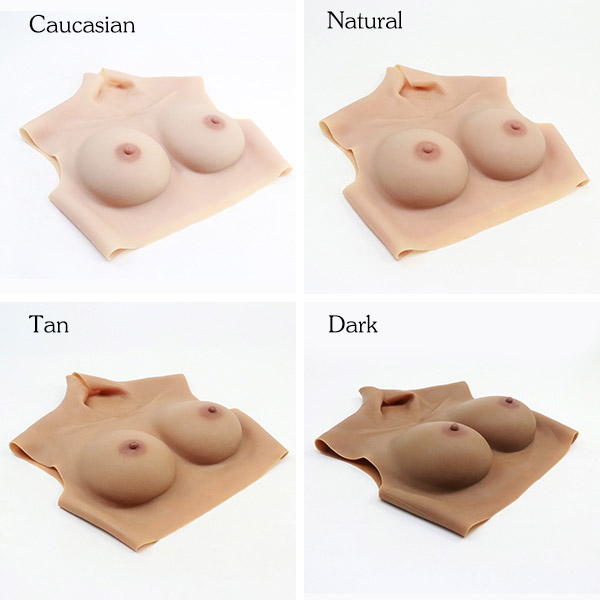 C Cup Breast Large Size