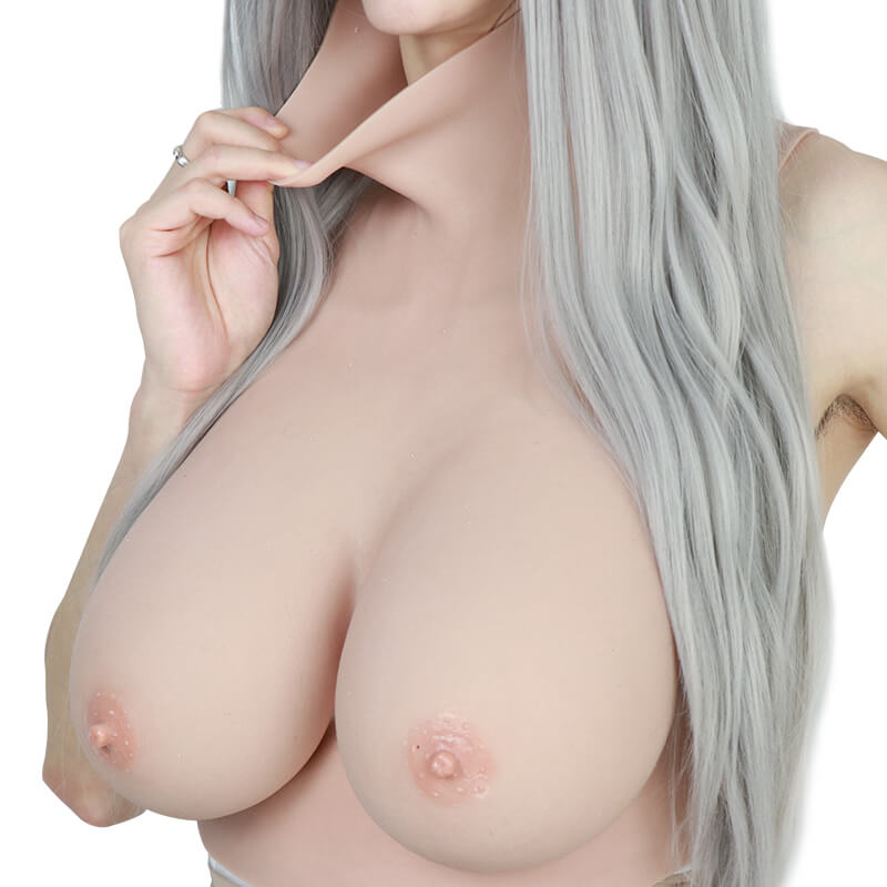 G Cup Silicone Breast Forms