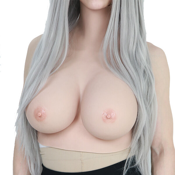 Roanyer crossdresser silicone breasts G cup-short