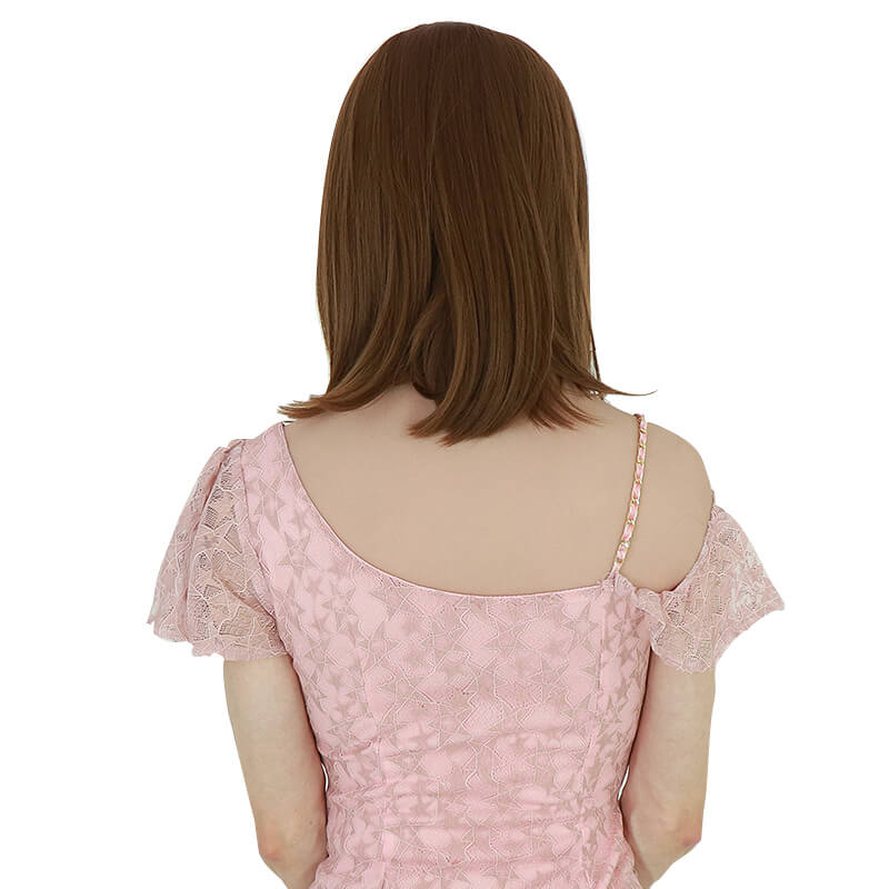 Short sleeve silicone breast B cup