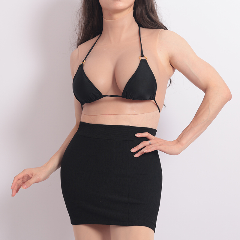 Roanyer crossdresser silicone breasts E cup-short