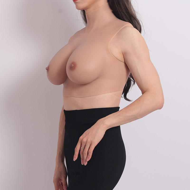 E Cup Silicone Breast Forms
