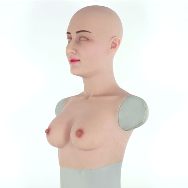 Mia Mask with Breast Form