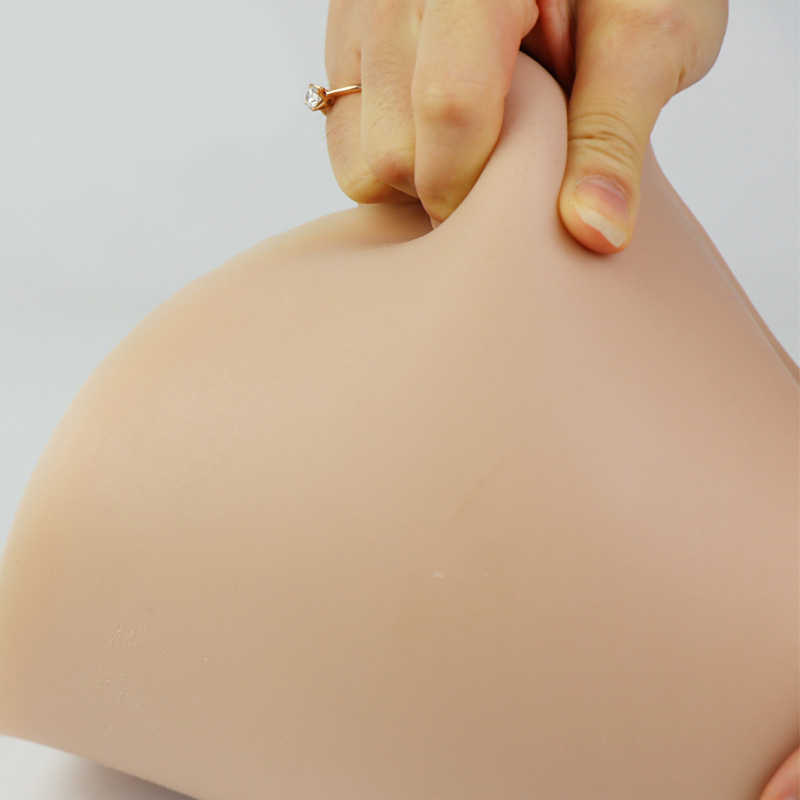 Large Silicone Hip Pads