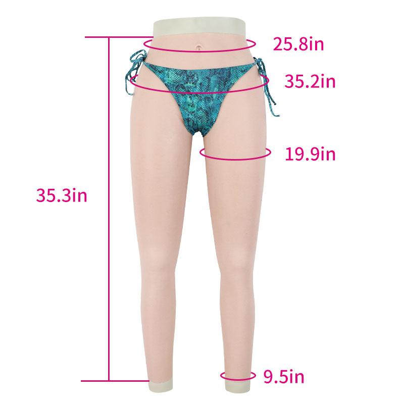 Fake Vagina Pant Long Version