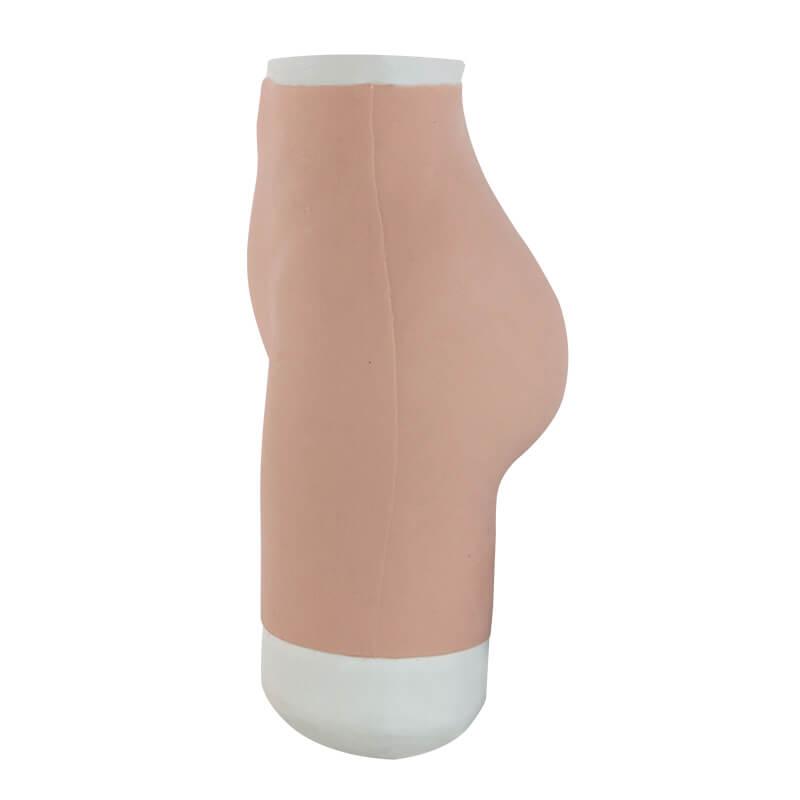 Silicone Fake Vagina Pant