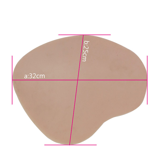 Silicone Hip Pads-small size