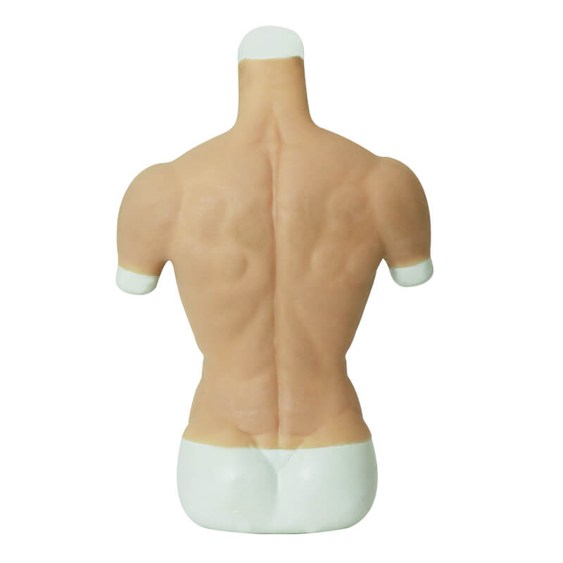 Small silicone muscle vest