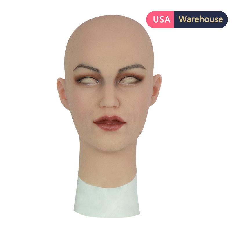 Silicone mask - Ann mask