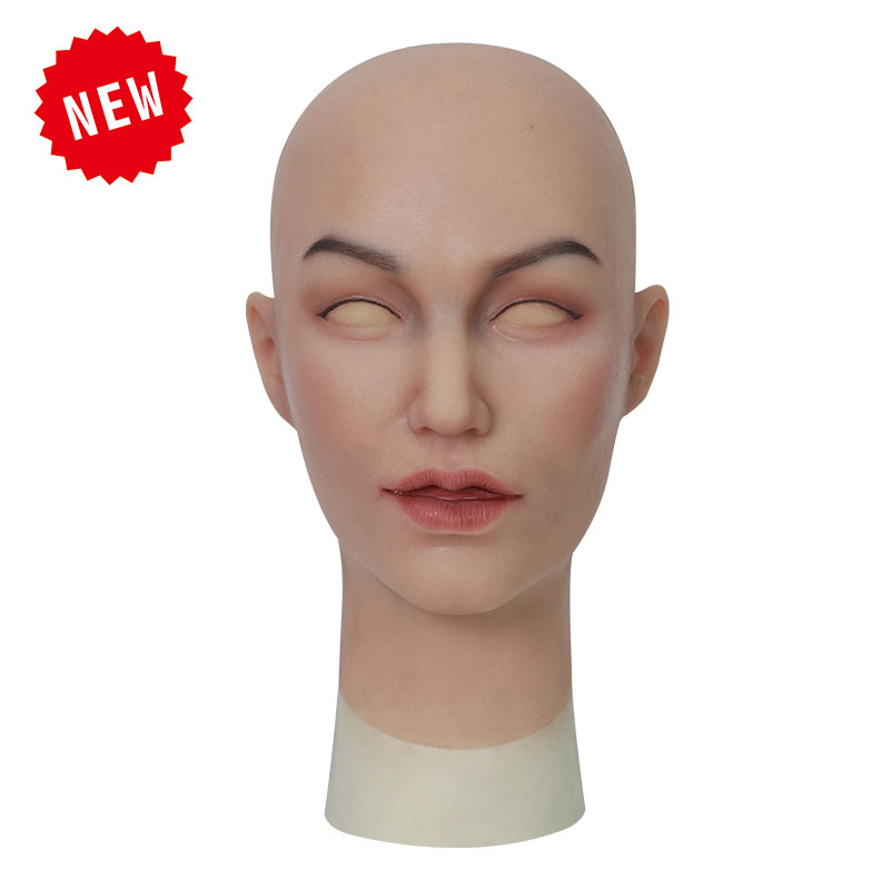 Ann Realistic Silicone Mask