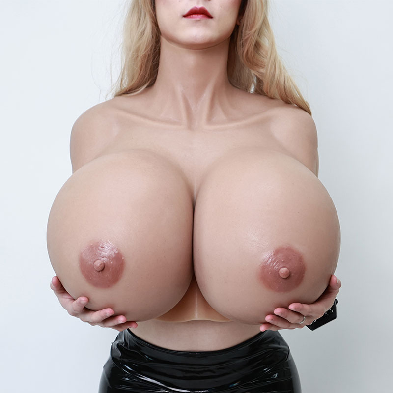 Super-large breast - X cup