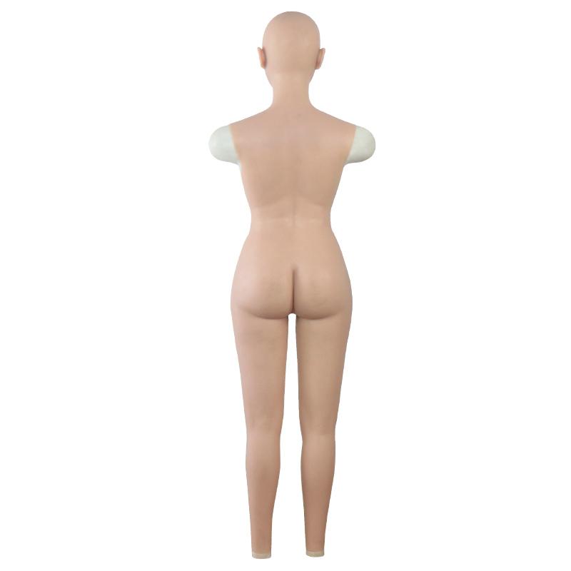 May Silicone Female Bodysuit