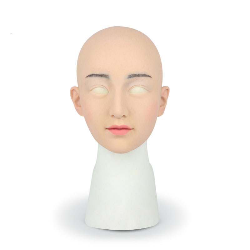 silicone female mask-M4 new