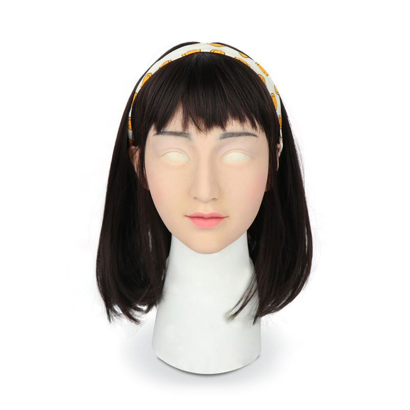 silicone female mask-M4 new