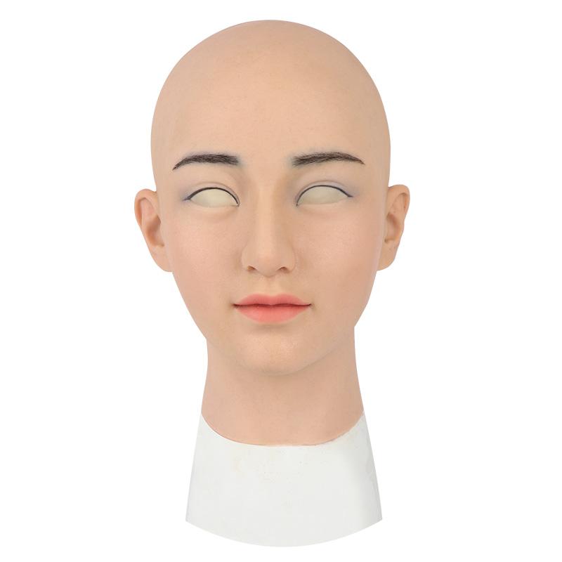 Sunny Realistic Silicone Mask