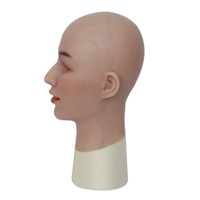 Laurel Realistic Silicone Mask