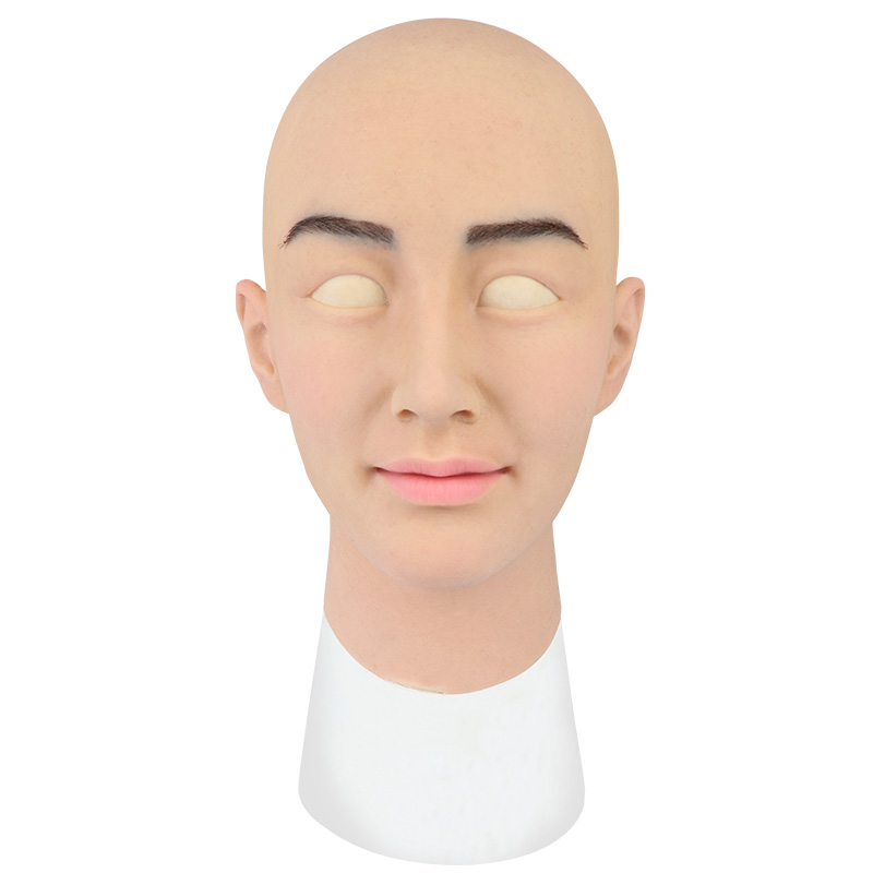 Roanyer female silicone crossdresser mask-Ria