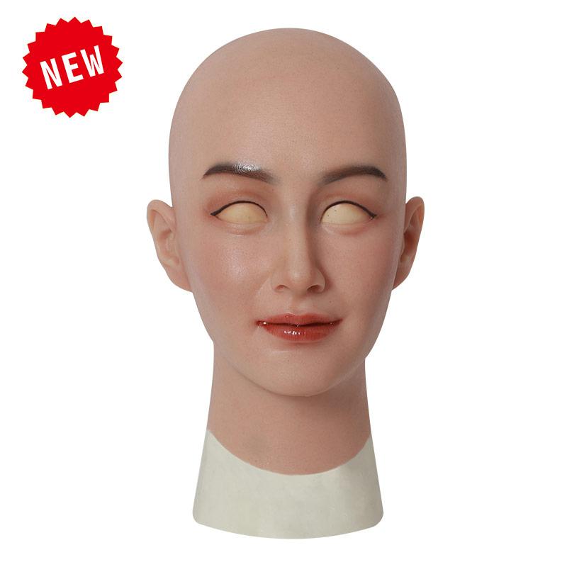 Ria Realistic Silicone Mask